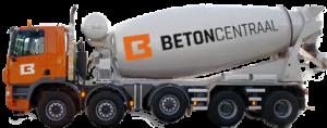 betonvrachtwagen voor betontransport